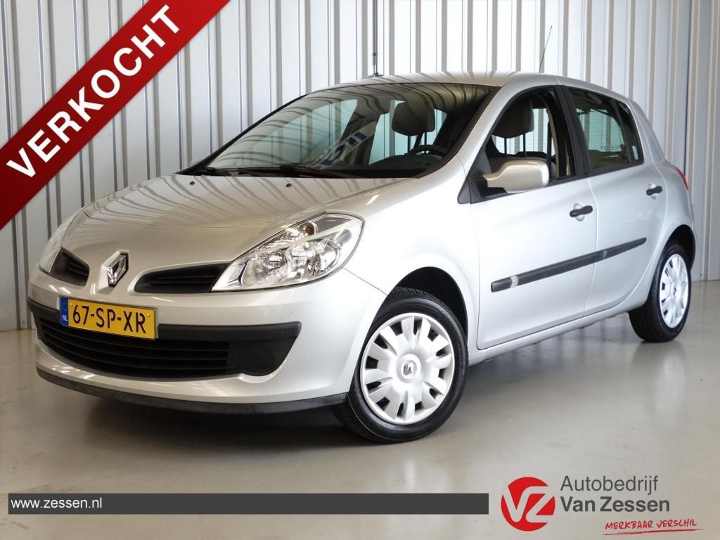 Renault Clio 1.2 16v 5-drs authentique * 100% onderhouden