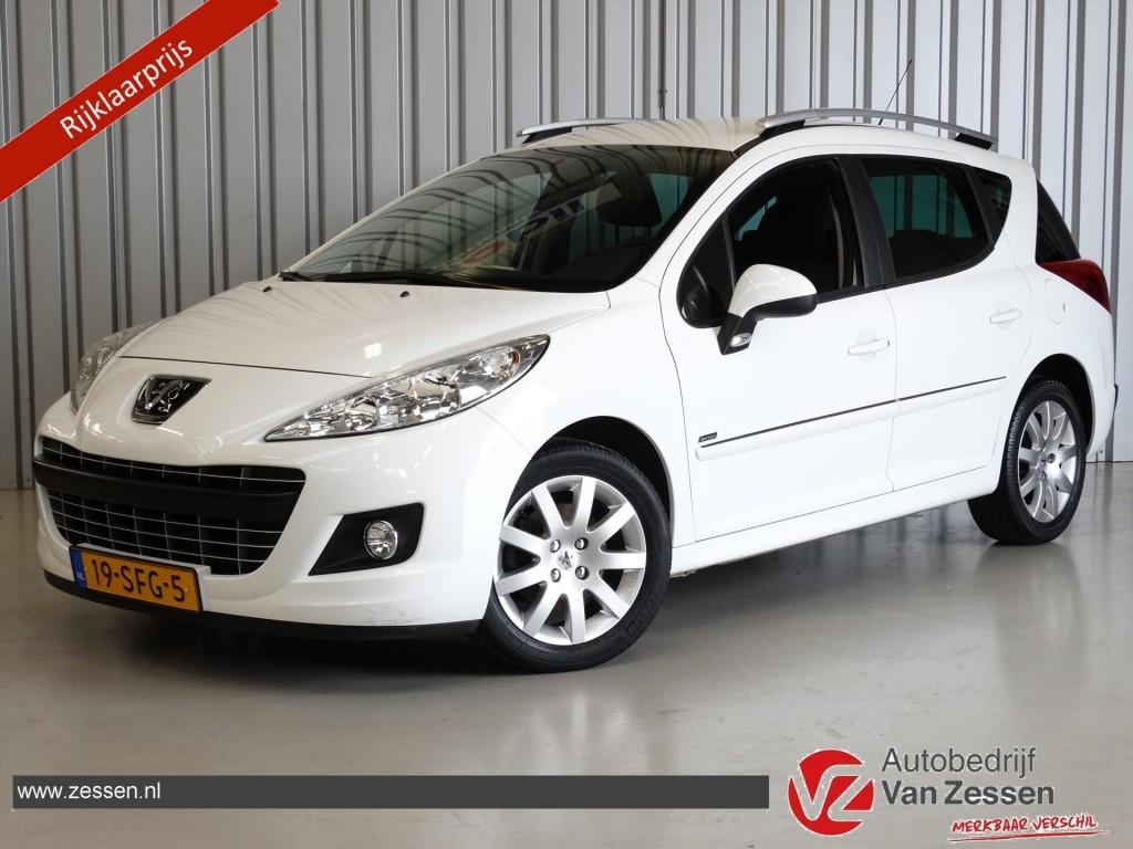 Peugeot 207 1.6 vti 16v 120pk sportium * trekhaak