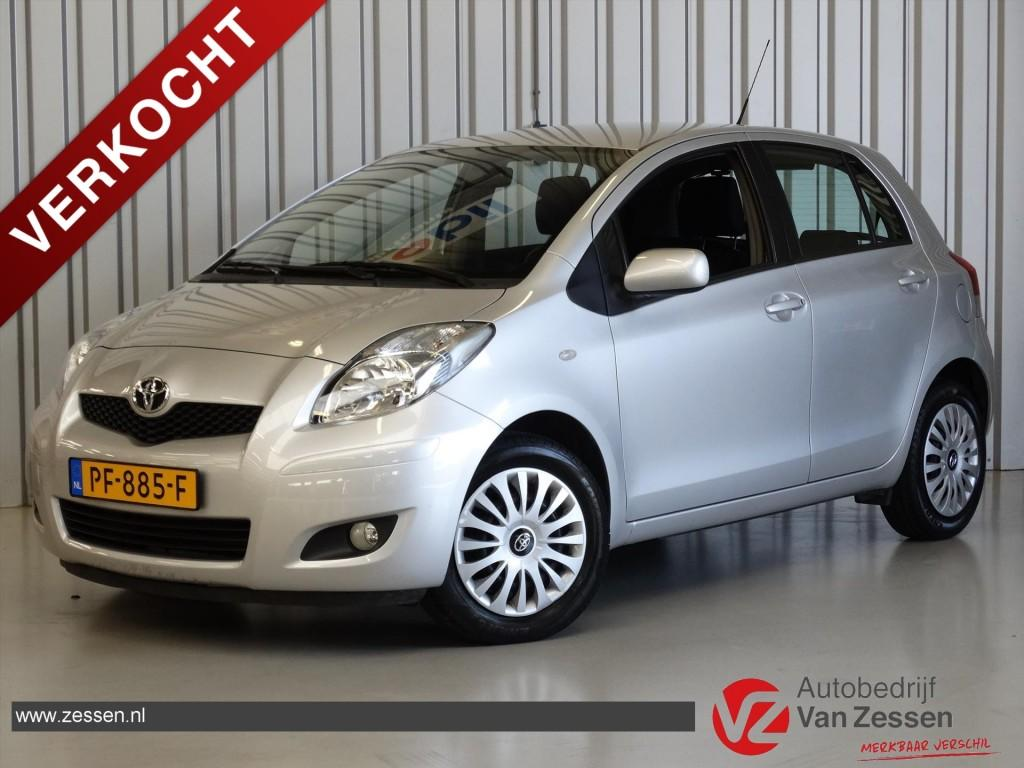 Toyota Yaris 1.3 16v vvt-i mmt 5d automaat * climate control