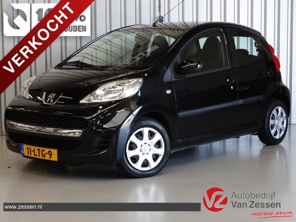 Peugeot 107 1.0 12v 68pk 2tronic 5d * airco * 100% dealer onderhouden