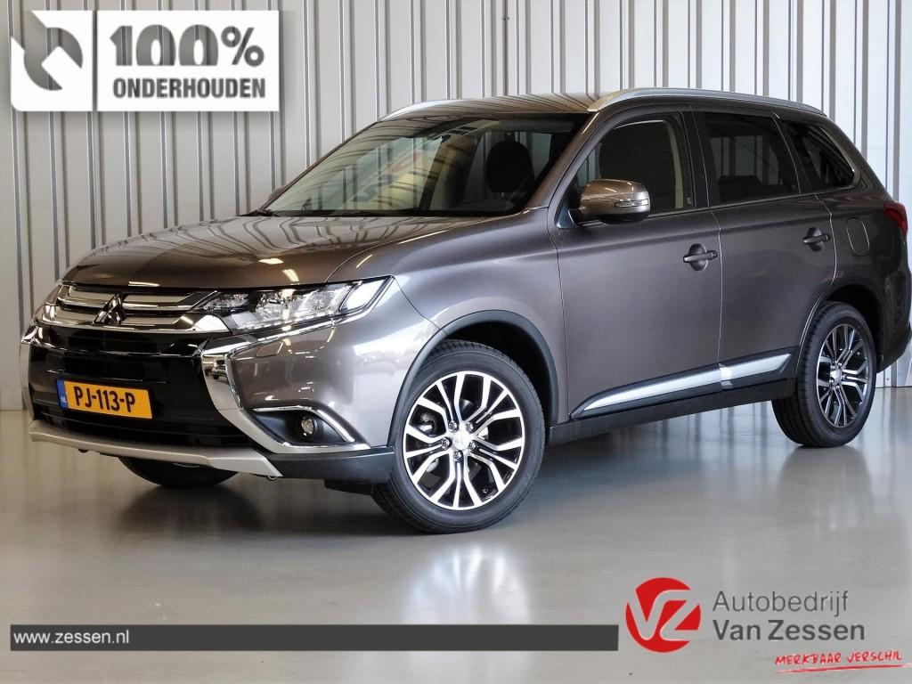 Mitsubishi Outlander 2.0 cvt150pk 2wd 7pl executive edition * demo aanbieding