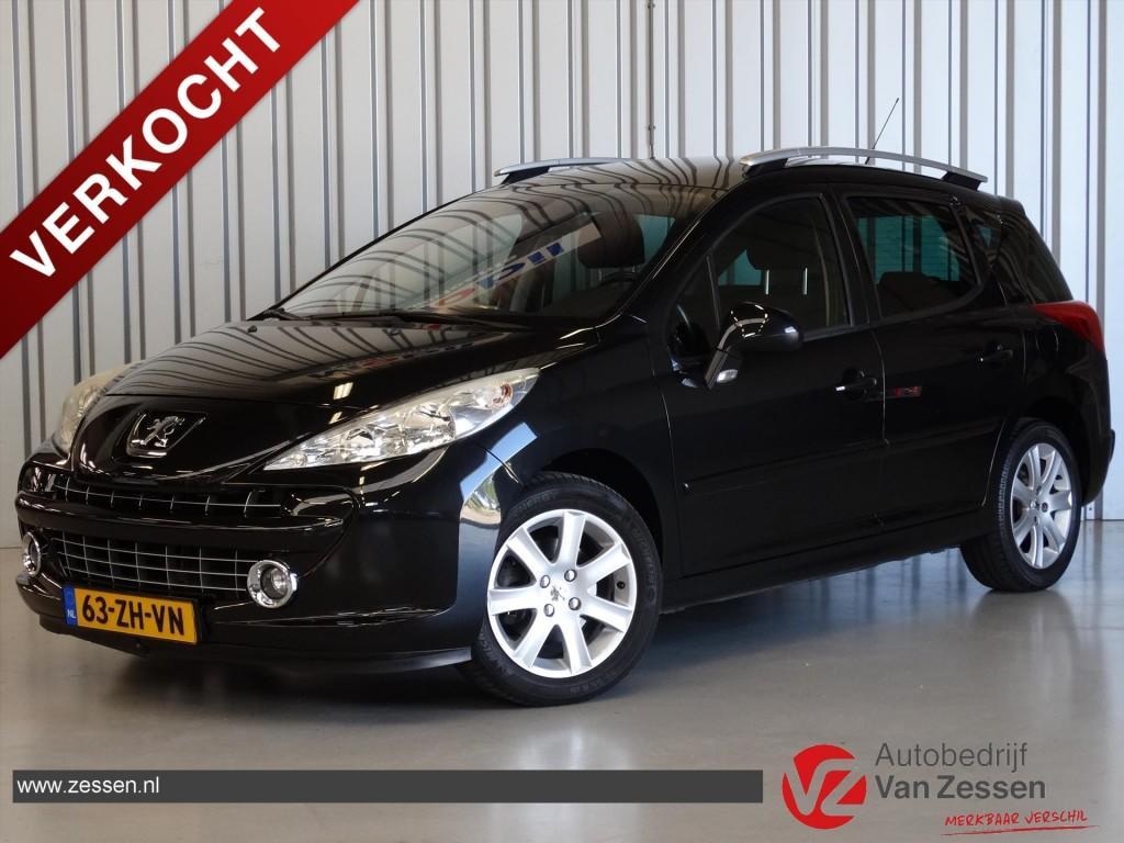 Peugeot 207 1.6 vti 16v 5dr xs clima * cruise * panoramadak