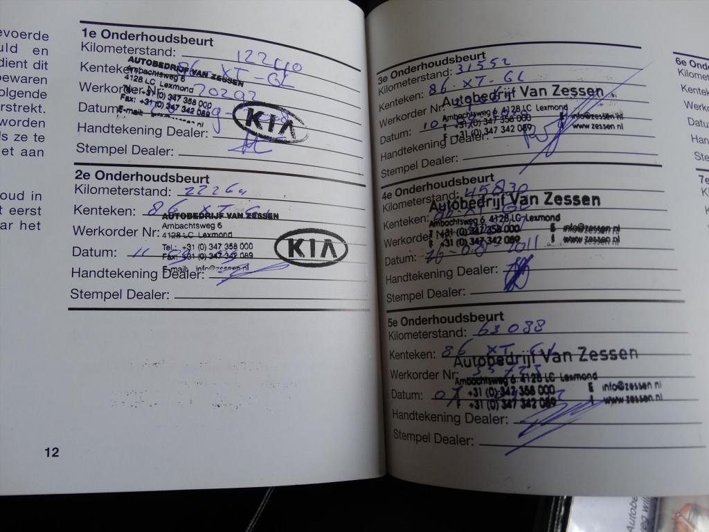 Kia Carens 2.0 CVVT X-Tra * Airco * Trekhaak * 1e eigenaar