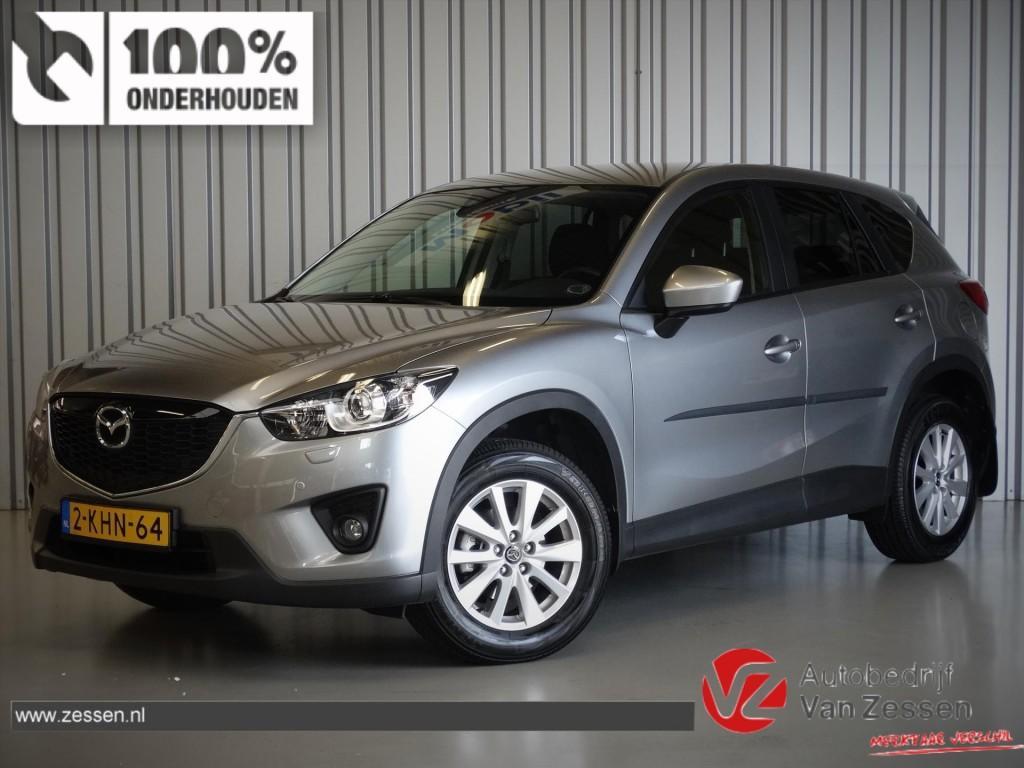 Mazda Cx-5 2.0 skyactiv-g 160pk 4wd aut ts+ lease pack