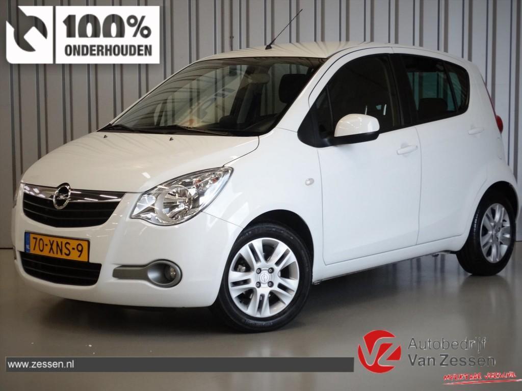 Opel Agila 1.0 12v edition * airco * 1e eigenaar * 25.184km nap