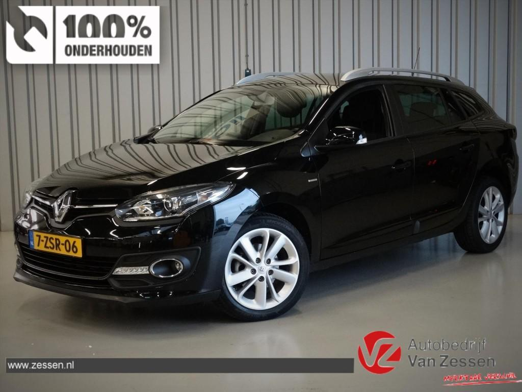 "Renault Mégane 1.2 energy tce 115pk eco limited * nav * 17"" velgen"