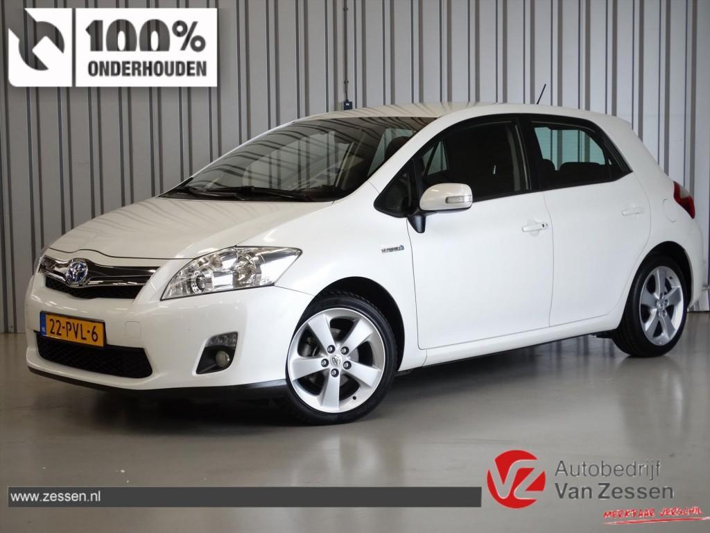 Toyota Auris 1.8 full hybrid 136pk 5d cvt dynamic * trekhaak