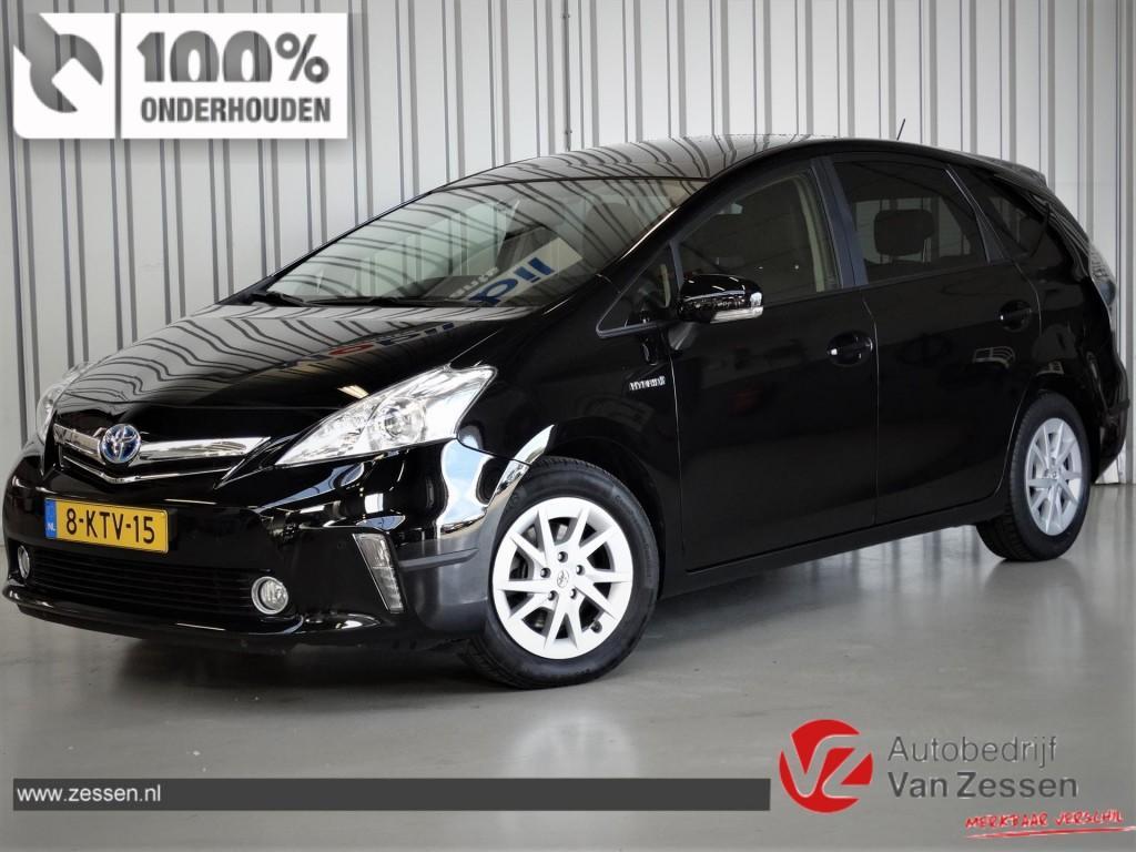 Toyota Prius 1.8 full hybrid aut aspir. 7 zits * panorama * leder