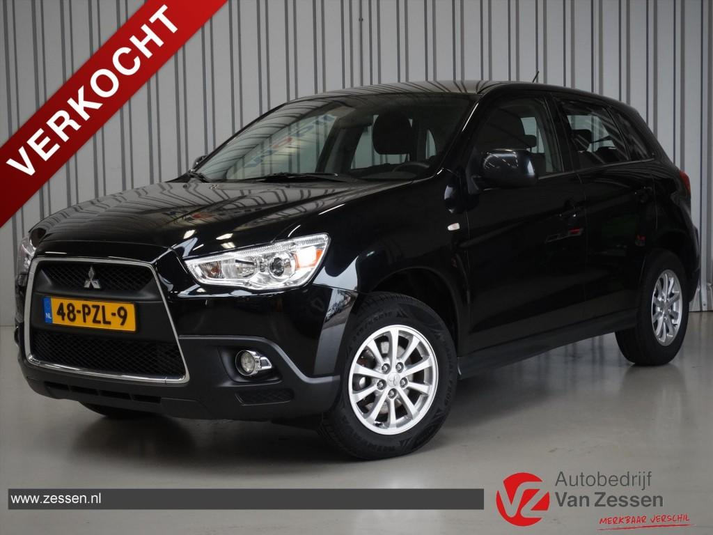 Mitsubishi Asx 1.6 117pk cleartec intro edition * clima * cruise