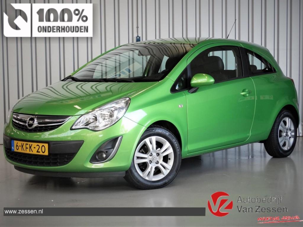 Opel Corsa 1.2 bi-fuel 3d anniversary edition * cruise * lpg-g3