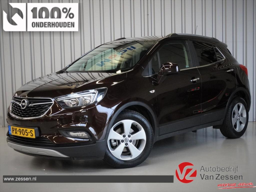 Opel Mokka x 1.4 turbo 140pk aut innovation * navigatie