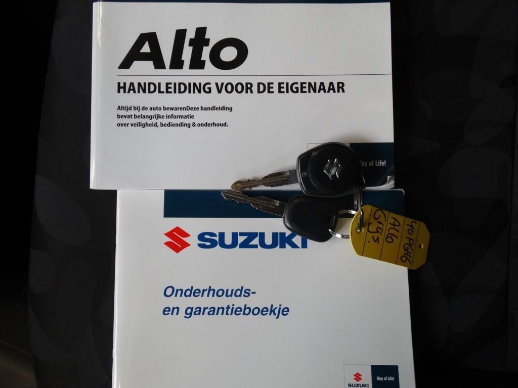Suzuki Alto 1.0 Base * Rijklaarprijs!