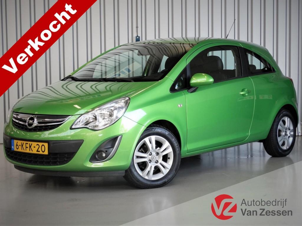 Opel Corsa 1.2 bi-fuel 3d anniversary edition
