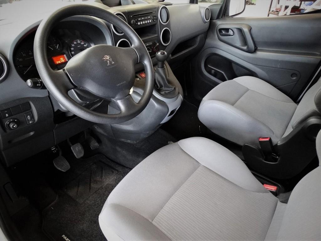 Peugeot Partner GB 120 L1 1.6 BlueHDI 75pk 2-zits XR Profit+