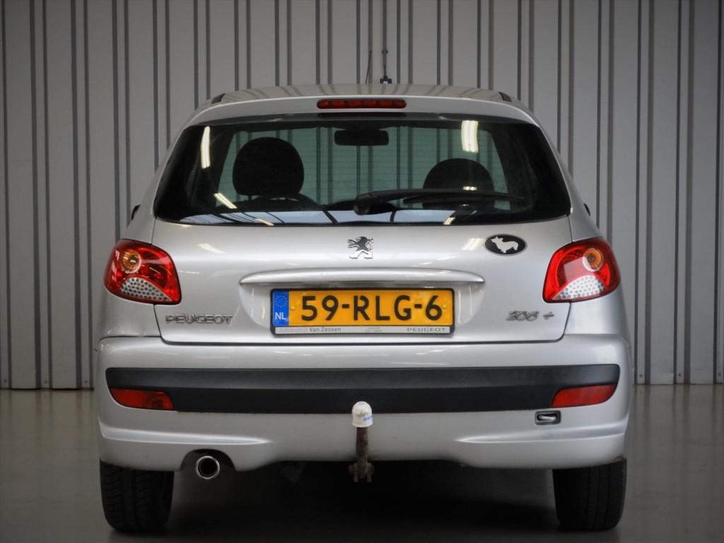 Peugeot 206+ 1.4 3-deurs XS