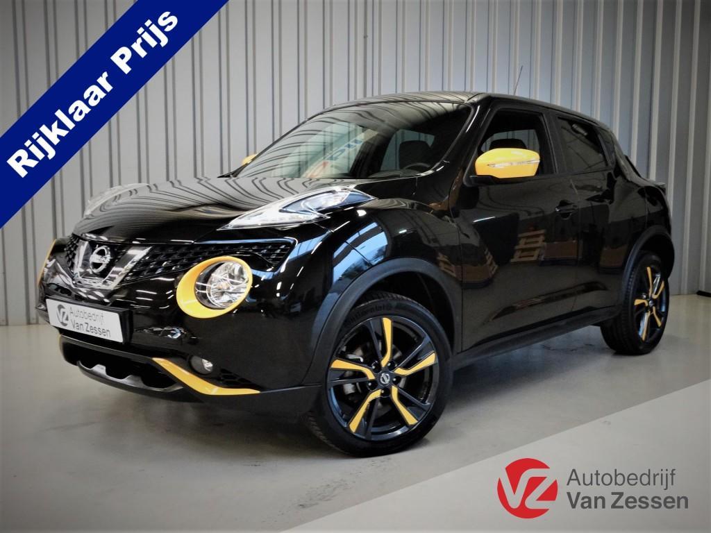 Nissan Juke 1.2 dig-t 115pk 2wd dynamic edition