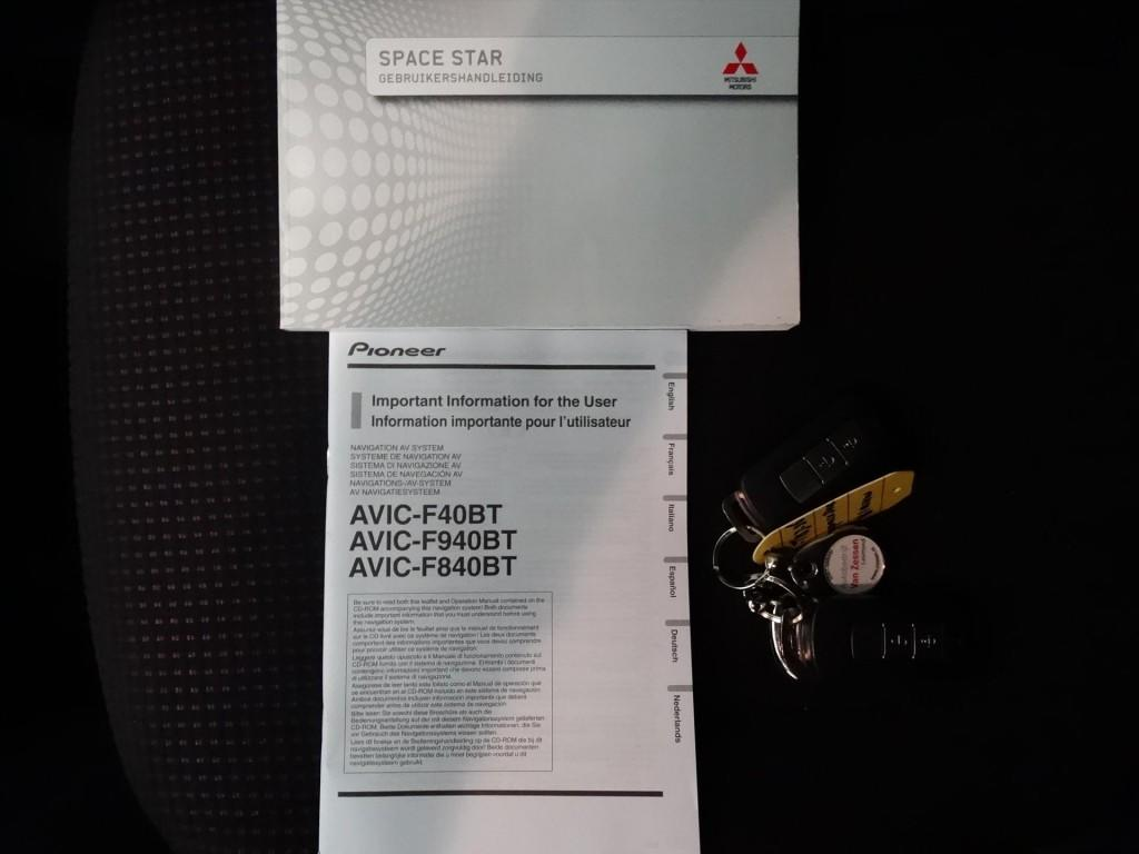 Mitsubishi Space Star 1.0 MIVEC Intense