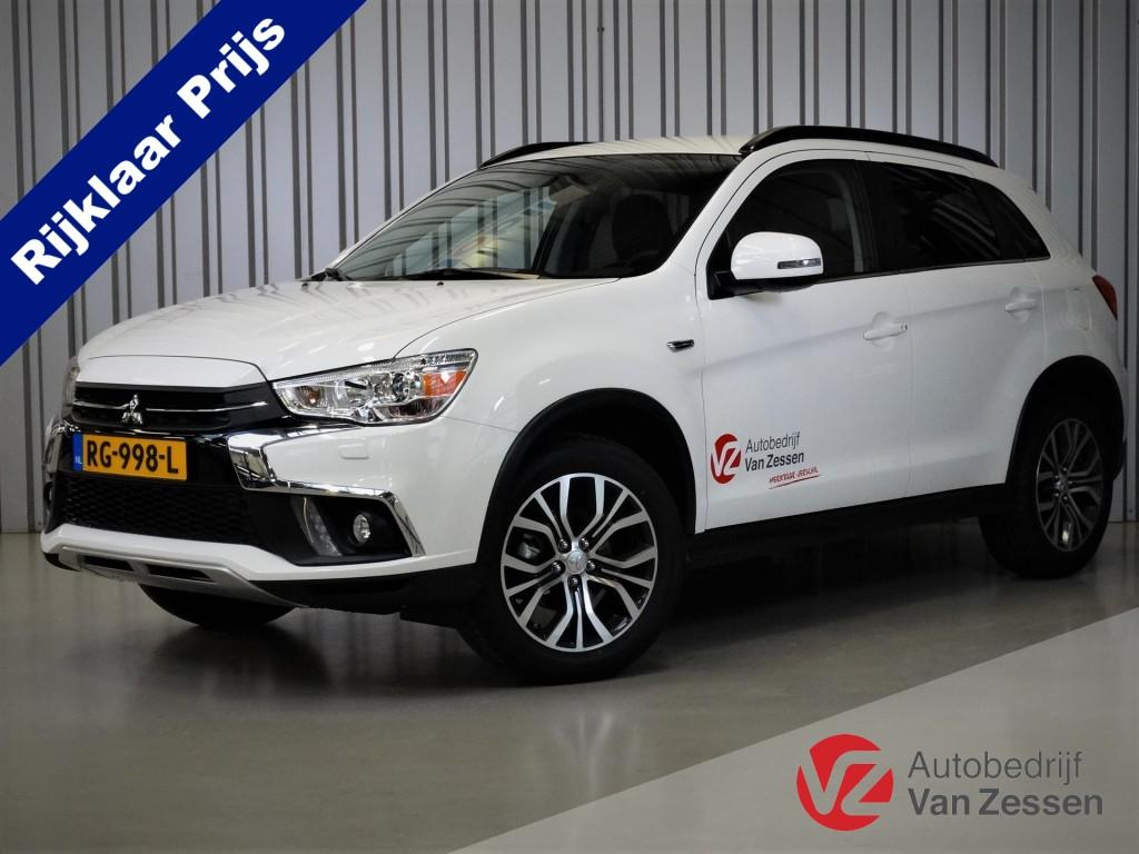 Mitsubishi Asx 1.6 cleartec connect pro