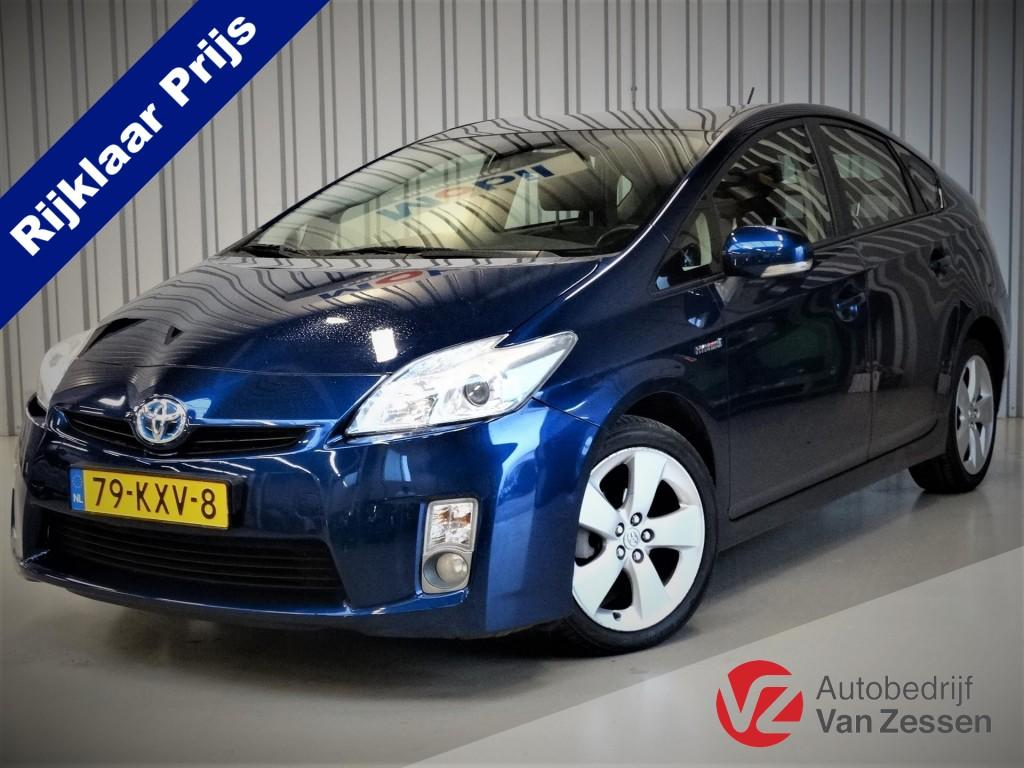 Toyota Prius 1.8 hybrid aspiration