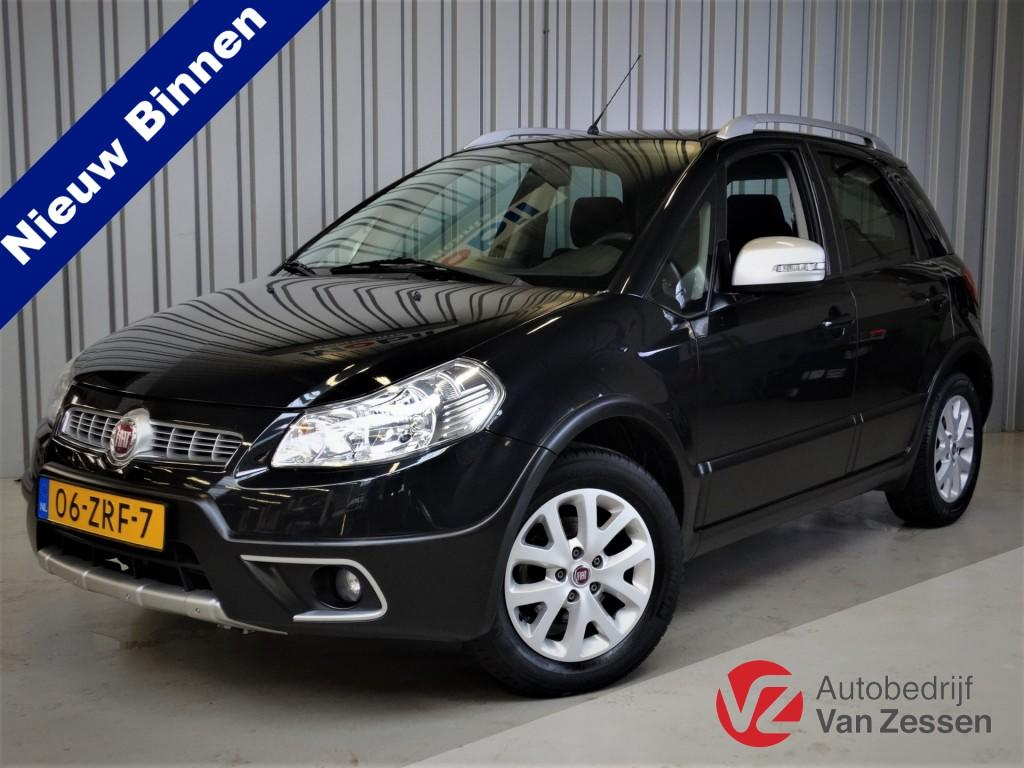 Fiat Sedici 1.6-16v emotion