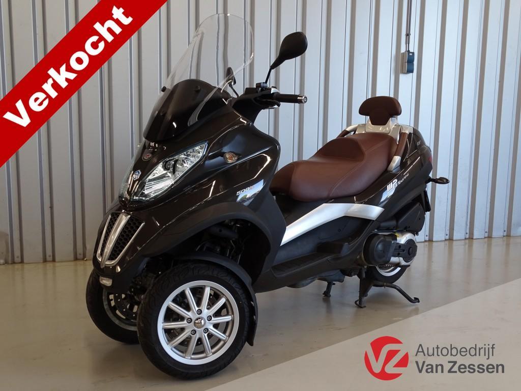 Piaggio Piaggio Scooter 500 lt mp3 business