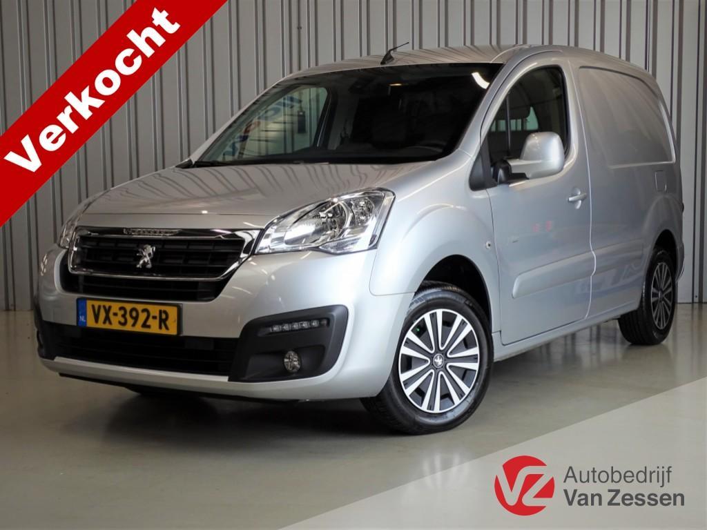 Peugeot Partner 120 1.6 bluehdi 100 l1 première