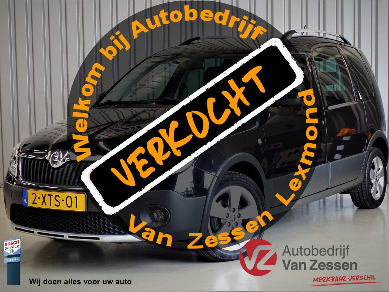 Škoda Roomster 1.2 tsi drive