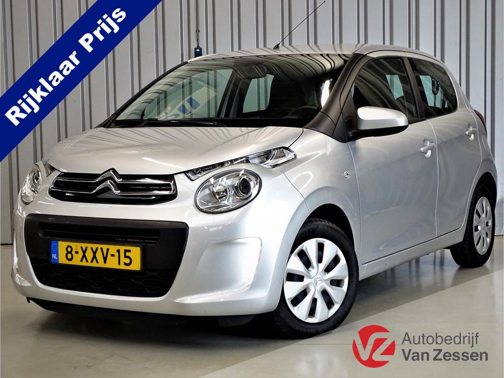 Citroën C1 1.0 e-vti feel l airco l cruise