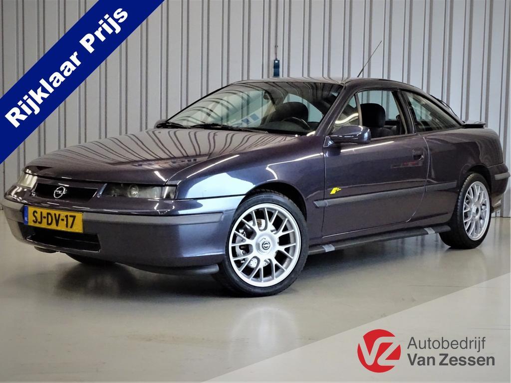 Opel Calibra 2.5i v6 dtm