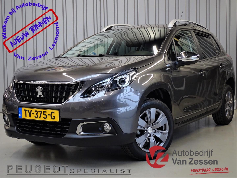 Peugeot 2008 1.2 puretech style parkeersensoren
