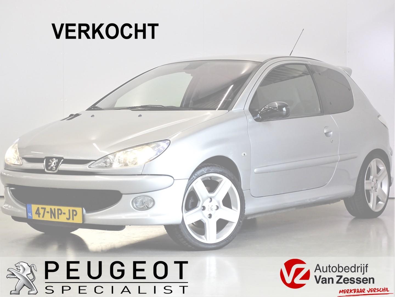 Peugeot 206 2.0-16v rc