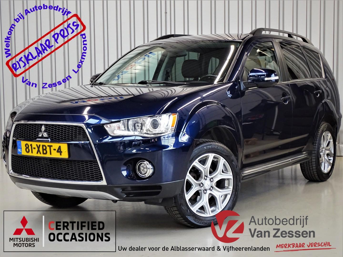 Mitsubishi Outlander 2.0 edition one