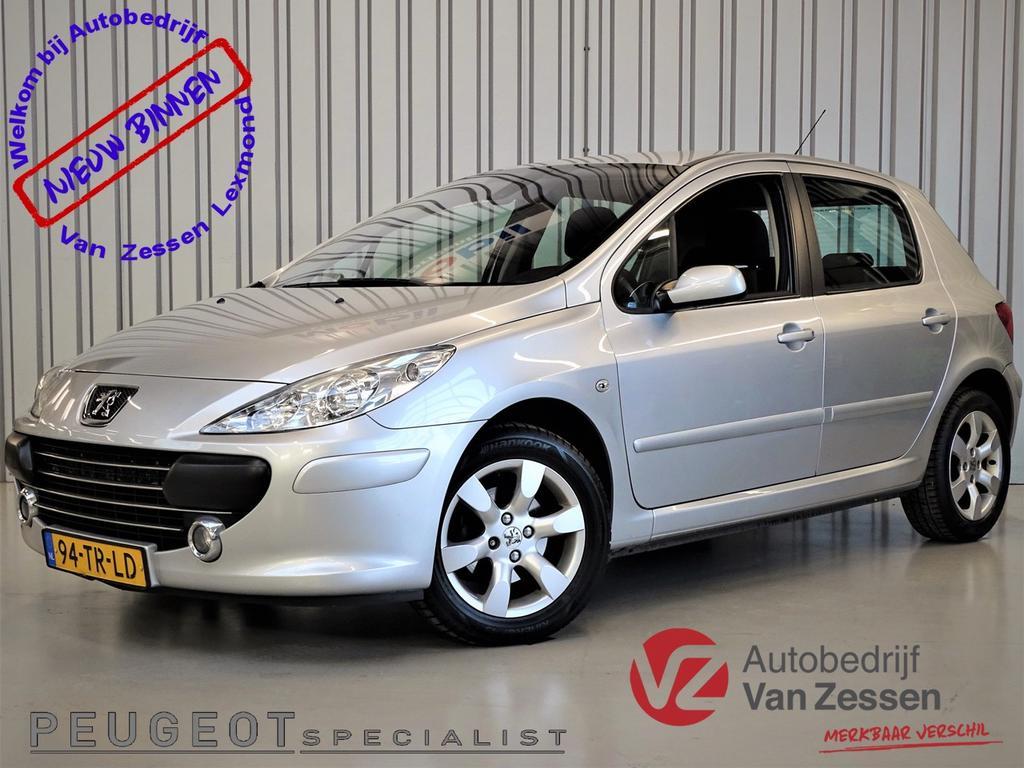Peugeot 307 2.0-16v premium