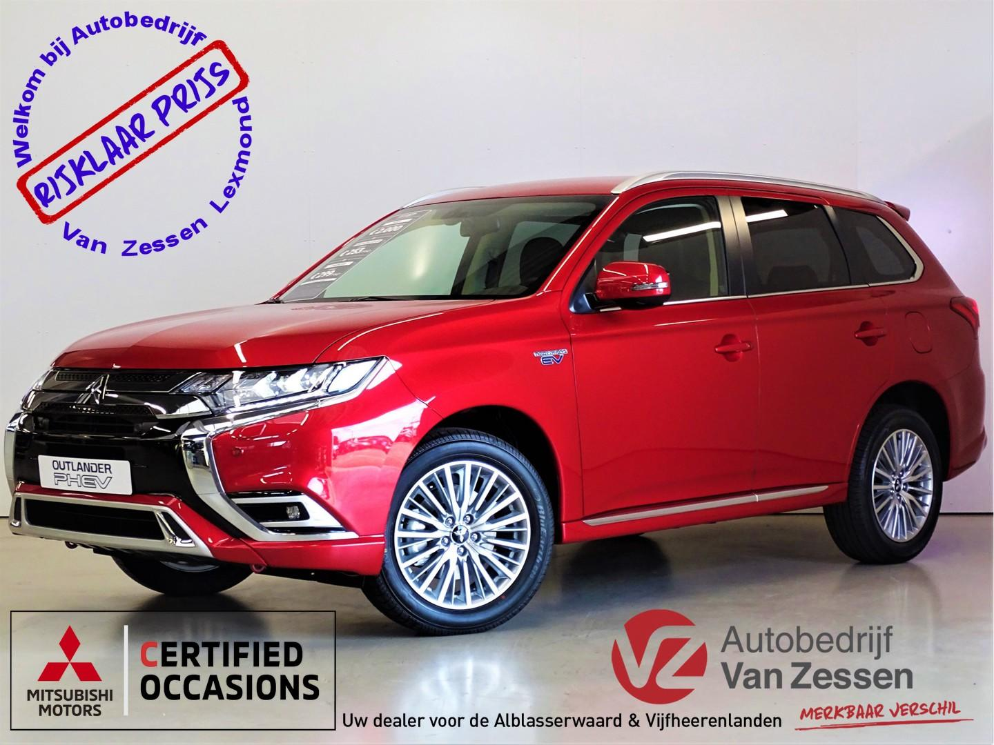 Mitsubishi Outlander 2.4 phev intense new