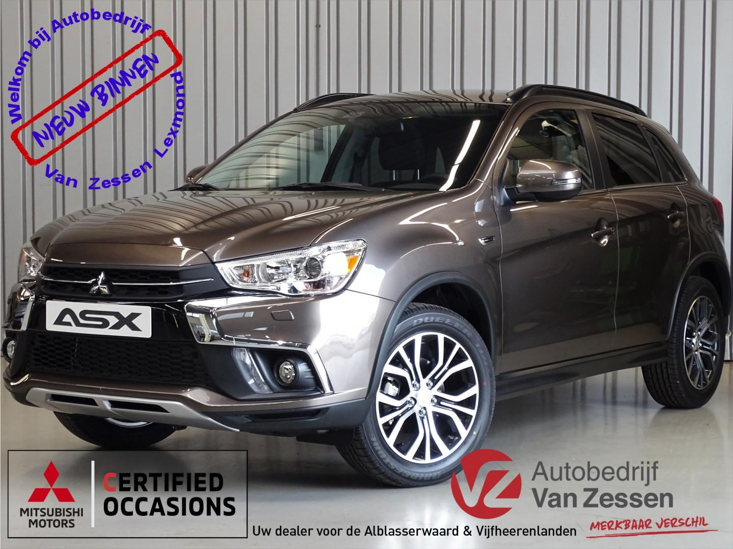 Mitsubishi Asx 1.6 cleartec instyle
