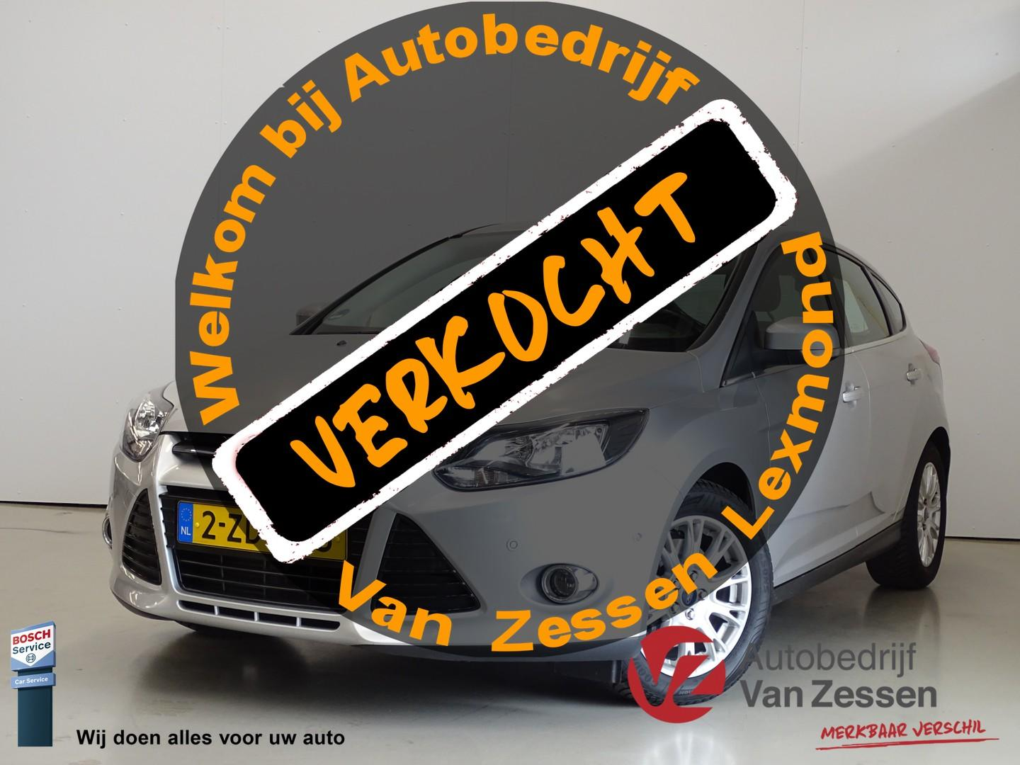Ford Focus 1.6 ecoboost first edition