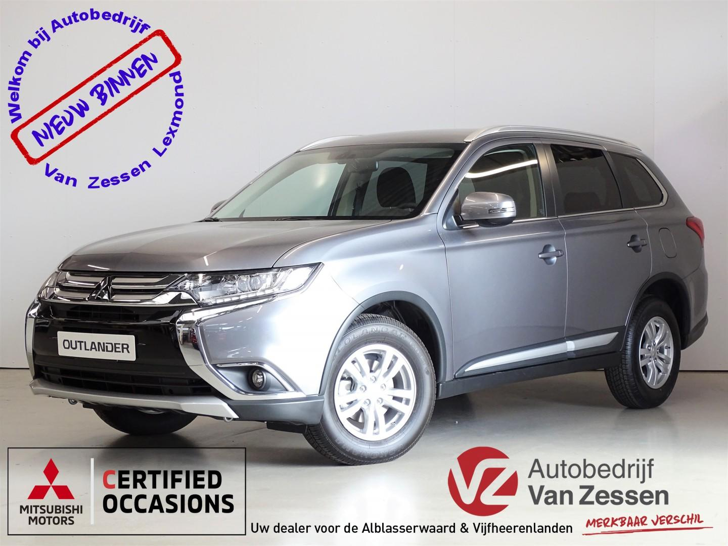 Mitsubishi Outlander 2.0 business edition