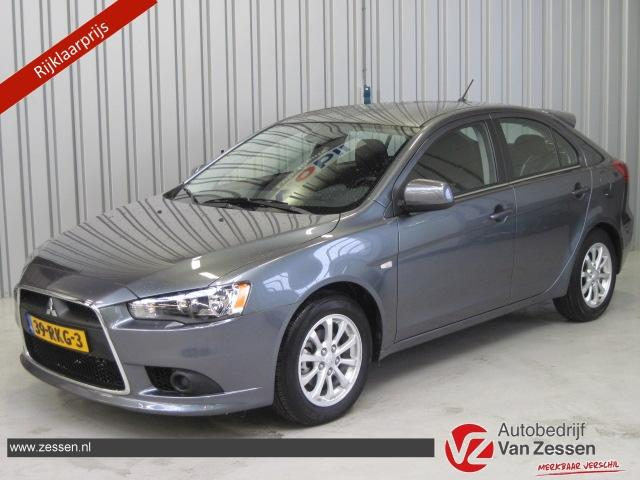 Mitsubishi Lancer 1.6 cleartec sportback edit.one navigatie