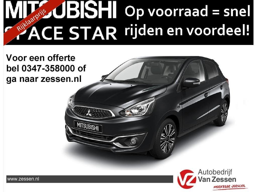 Mitsubishi Space star 1.0 cool+ * airco * 5 jaar garantie * rijklaarprijs!