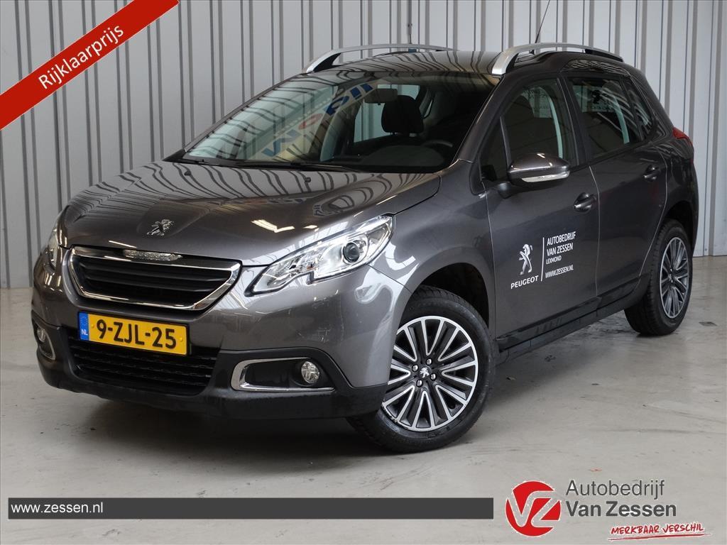 Peugeot 2008 Active 1.2vti 82pk pack premium €2.389 demokorting!