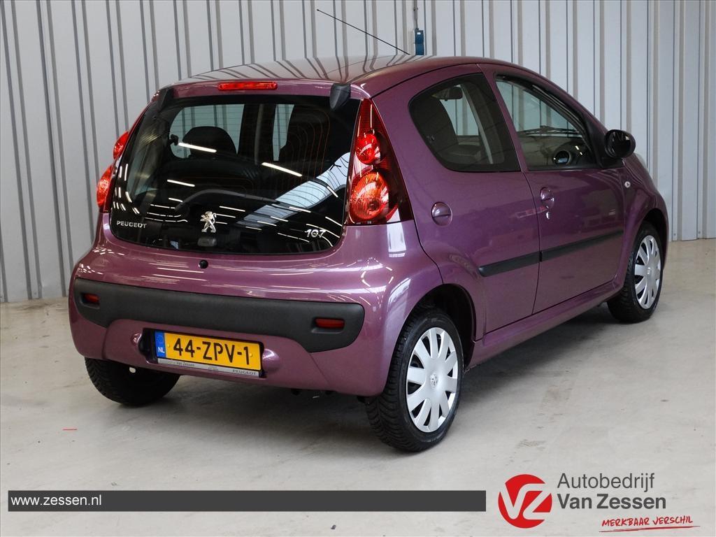 Peugeot 107 1.0 5D ACTIVE Pack Premium * Airco * 47.435KM! * Rijklaarprijs!