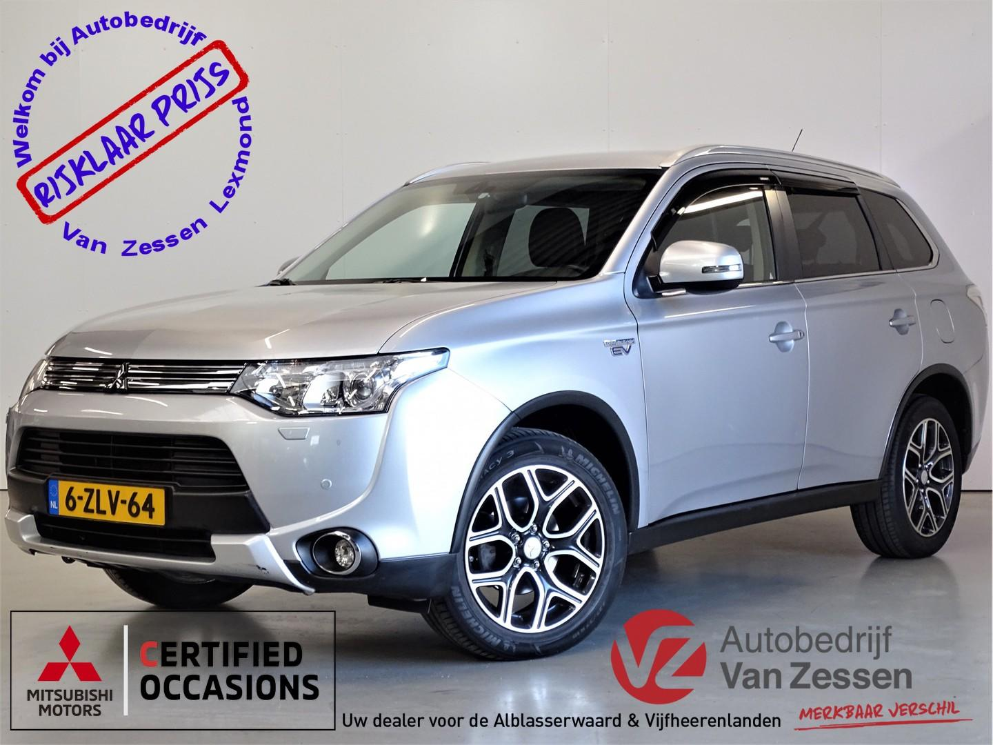 Mitsubishi Outlander 2.0 phev executive edition x-line