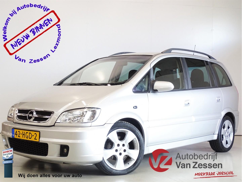 Opel Zafira 2.2-16v comfort