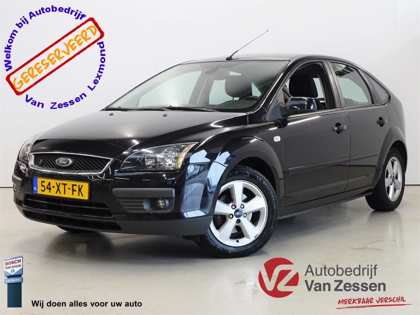 Ford Focus 1.8-16v ambiente flexifuel