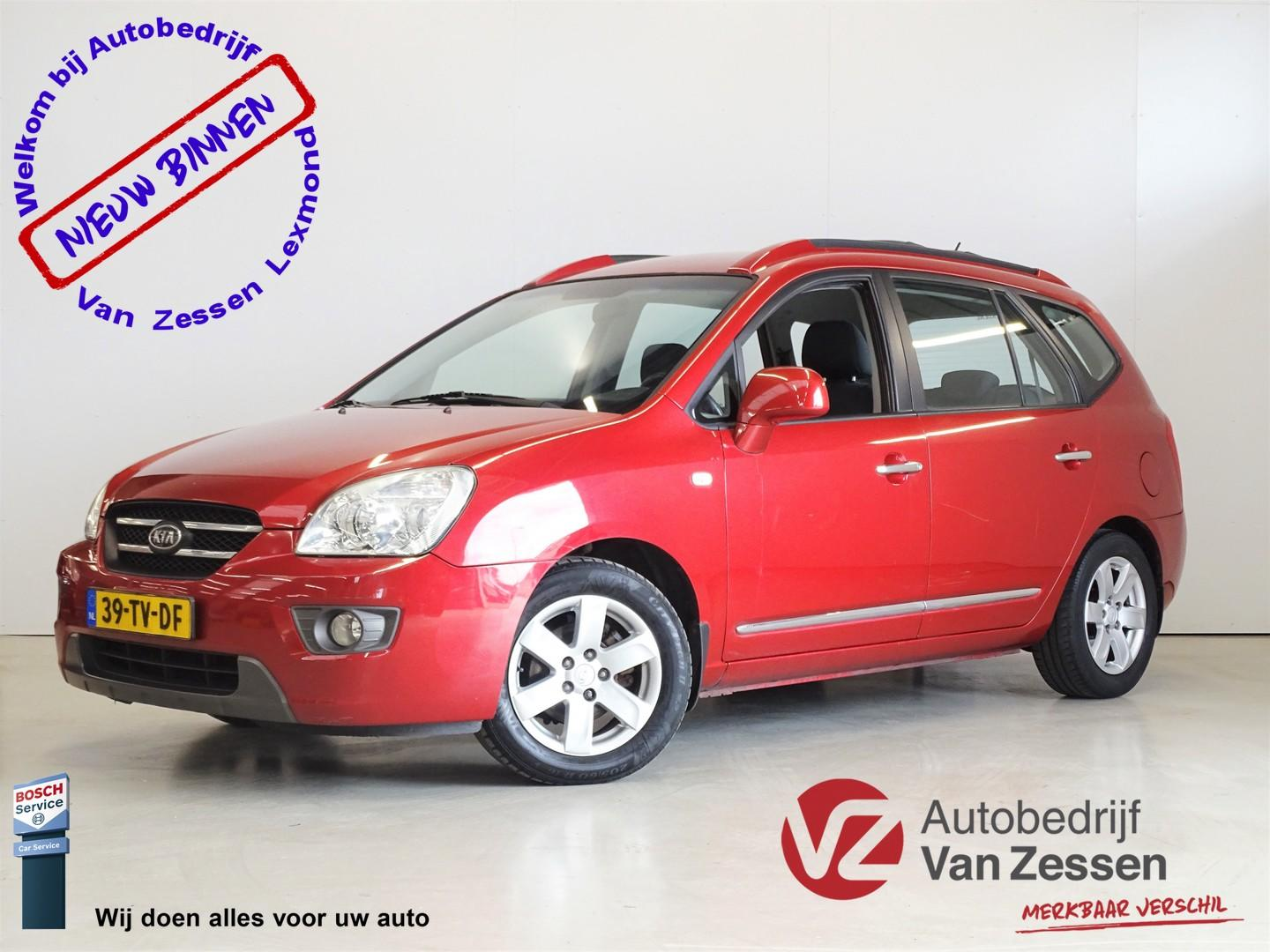Kia Carens 2.0 cvvt x-ecutive