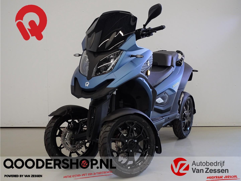 Quadro  Qooder qv4 cvt 400cc rijden met b rijbewijs mogelijk! qoodershop.nl