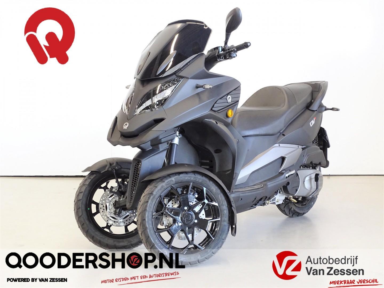 Quadro  Qooder qv3 cvt 350cc rijden met b rijbewijs mogelijk! qoodershop.nl