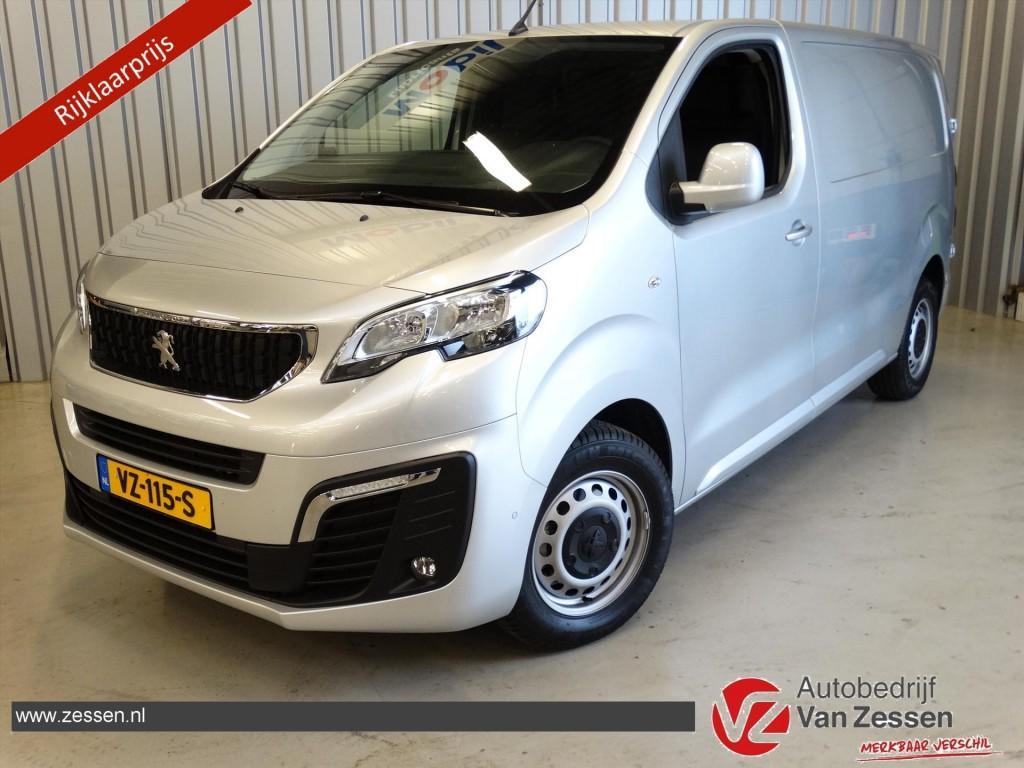 Peugeot Expert 2.0 hdi 120pk l2 premium * nav * moduwork * 2500kg trekgewicht!