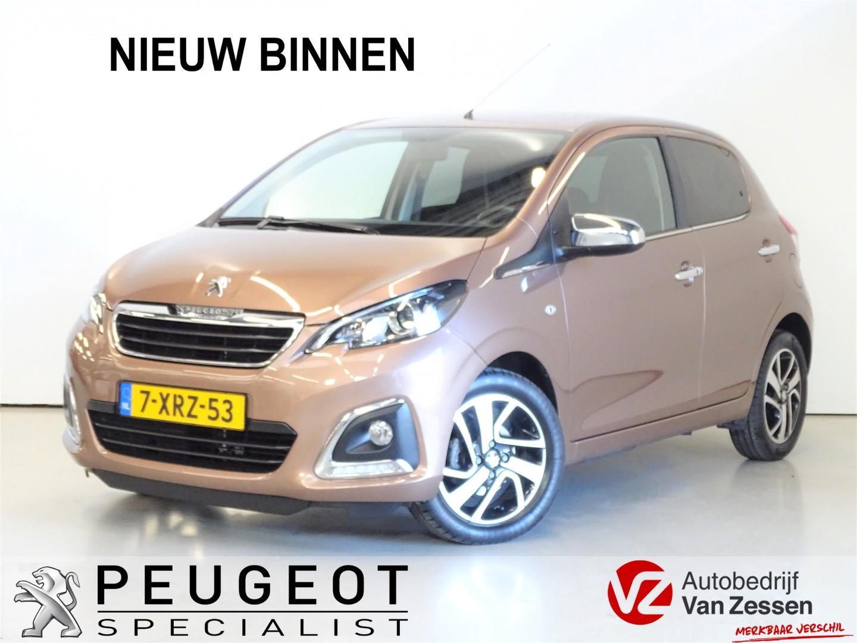 Peugeot 108 1.0 e-vti première