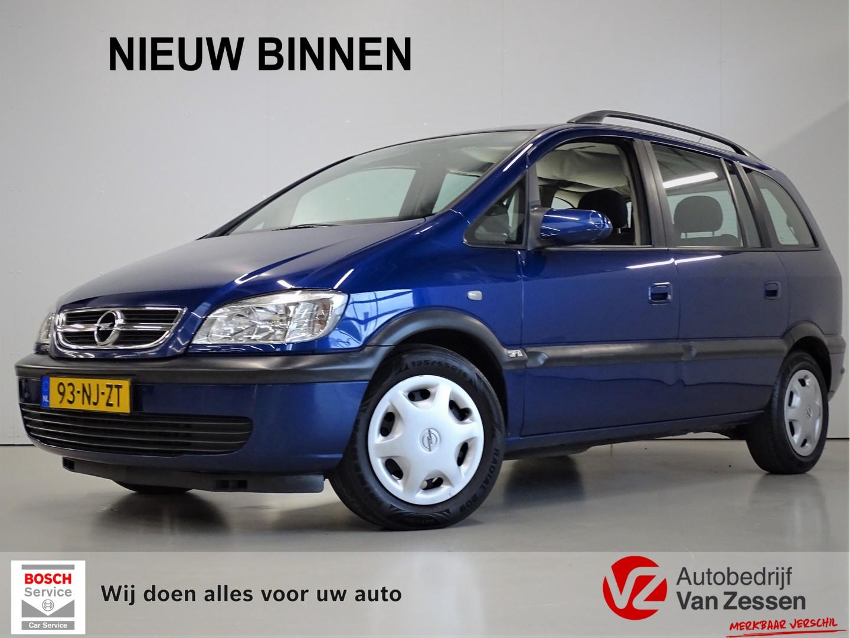 Opel Zafira 1.6-16v comfort nieuwe apk